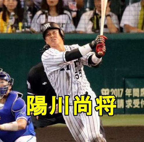 陽川尚将・阪神