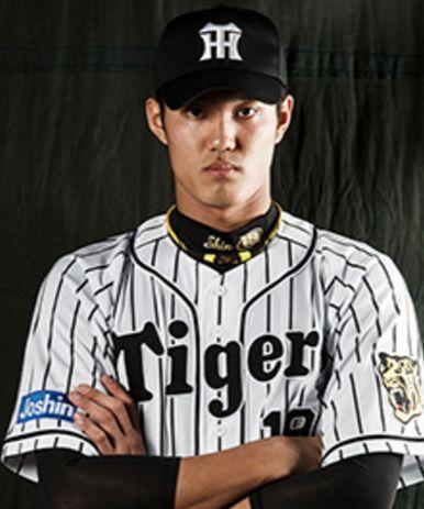 藤浪晋太郎・ネックレス