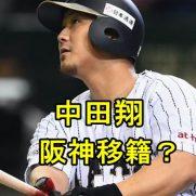 中田翔・阪神