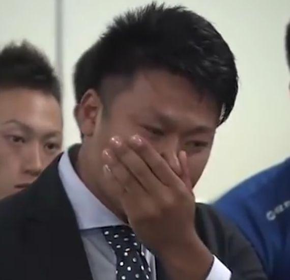 福永春吾・ドラフト