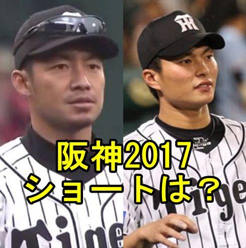 阪神2017・ショート