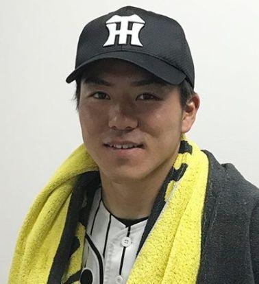 長坂拳弥・阪神イケメンランキング2018