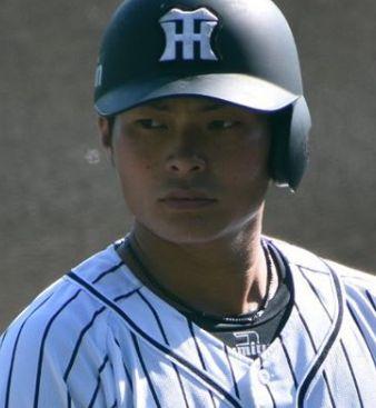 北條史也・阪神イケメンランキング2018